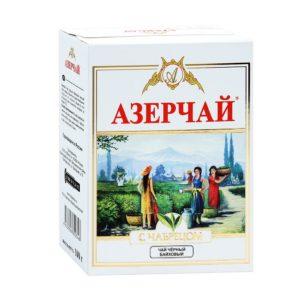 Азерчай черный байховый с чабрецом 100 пакетиков