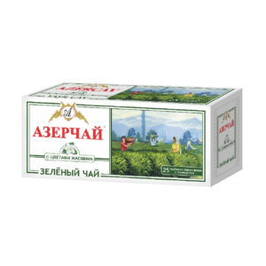 Азерчай зелёный 25 пакетиков