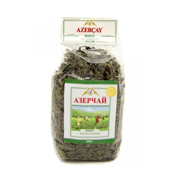 Чай Азерчай зелёный 200 гр.