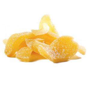 Имбирь лист в сахаре