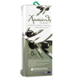 Оливковое масло EXTRA VIRGEN ж/б 5л