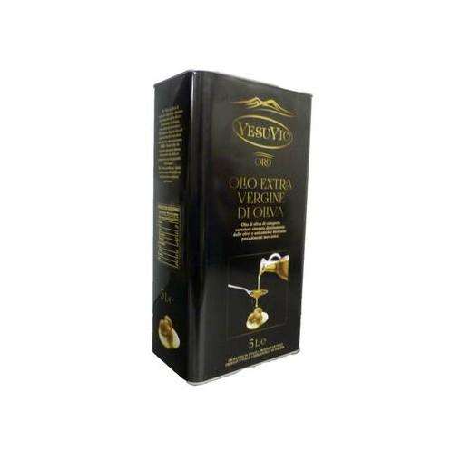 Оливковое масло 5 литр EXTRA VIRGEN VESUVIO Ж/Б