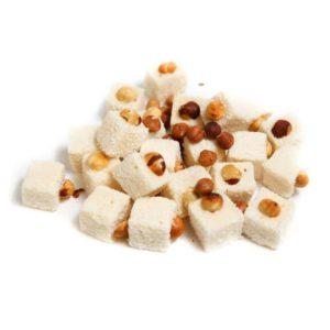 Рахат лукум сладости с фундуком Царский