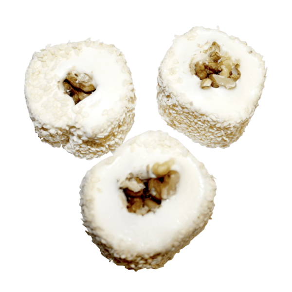 Рахат лукум сладости с грецким орехом Царский