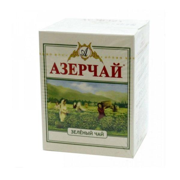 Азерчай зелёный 100 гр