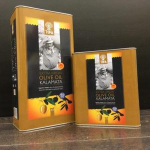Масло оливковое Extra Virgin Kalamata 5 л ж/б