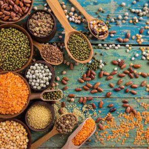 Семена и бобовые